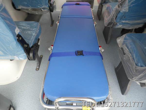依维柯救护车,宝迪A37救护车