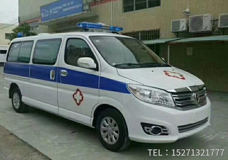 小型救护车