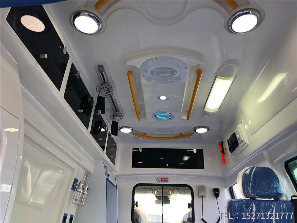 奔驰国六救护车价格15271321777