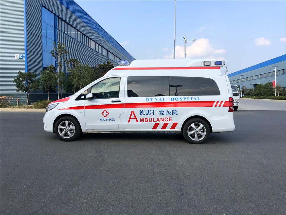 梅赛德斯-奔驰救护车(国六)