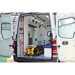 奔馳Sprinter324長軸高頂監護型救護車