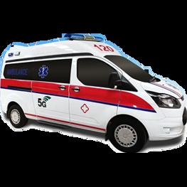 5G急救車