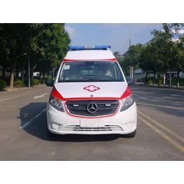 奔馳New Vito監護型救護車
