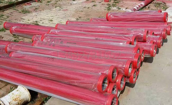 混凝土泵管长度尺寸有哪些
