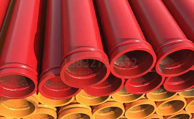 混凝土泵管都有什么规格