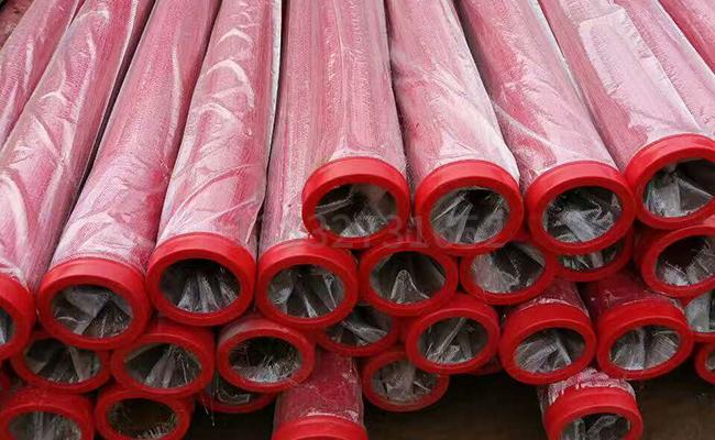 125耐磨泵管的图片
