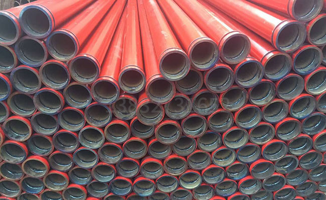 DN80规格的混凝土泵管