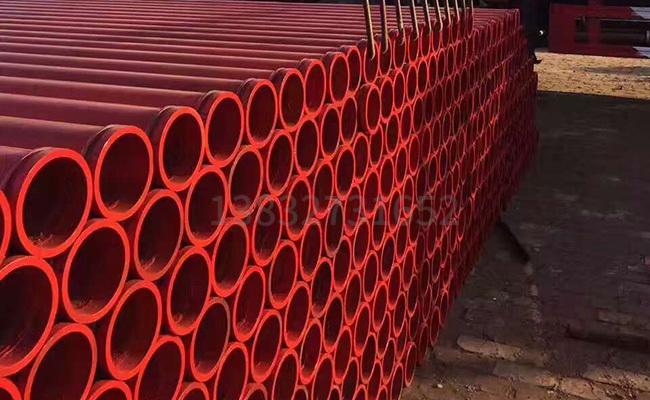 内径125毫米的泵管