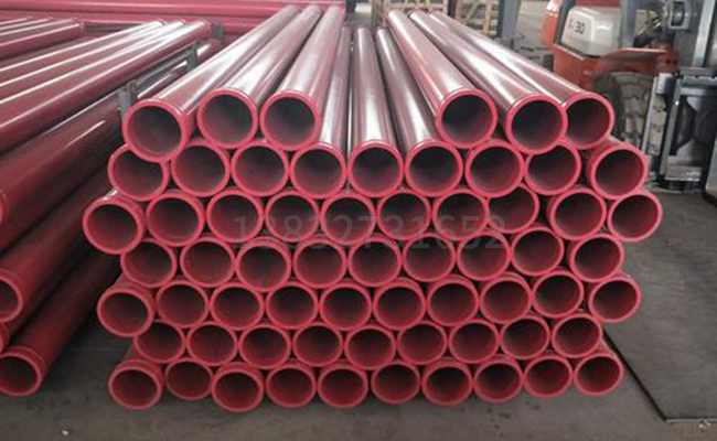 125b低压混凝土泵管