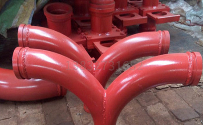 泵管弯头的规格型号有几种