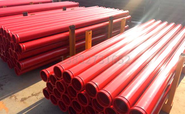 3米长度的125泵管