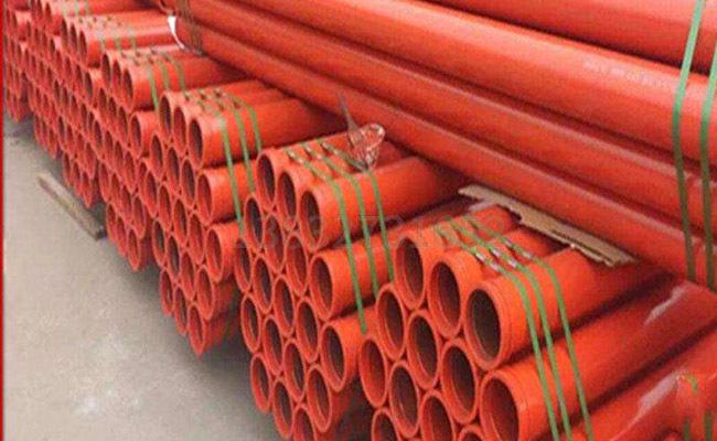 125输送泵管的图片