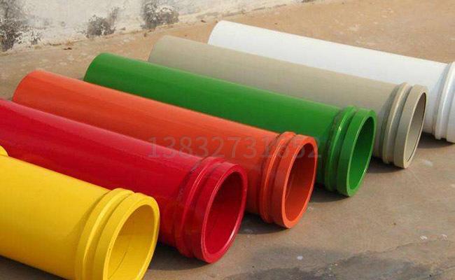 多种规格的泵管