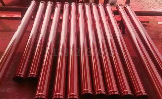 多种长度的臂架管