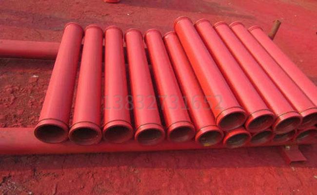 1米长度的混凝土输送泵管