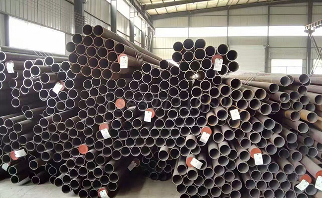 生产泵管的原材料钢管
