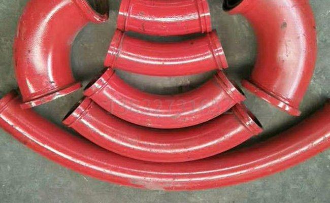 多种型号的地泵弯管