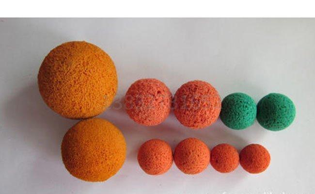 各种型号清洗球