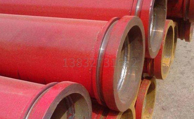 直径157毫米的地泵泵管