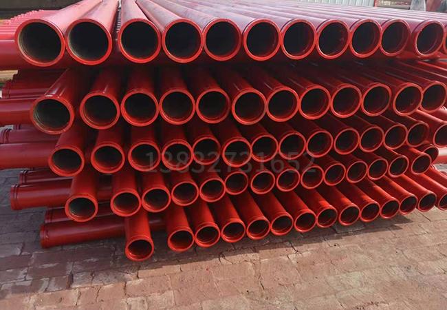 混凝土泵管损坏以后如何更换