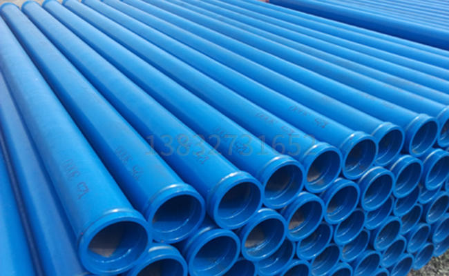 石油钻杆拖泵管的成品图片