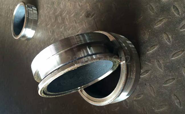 混凝土泵管管口箍