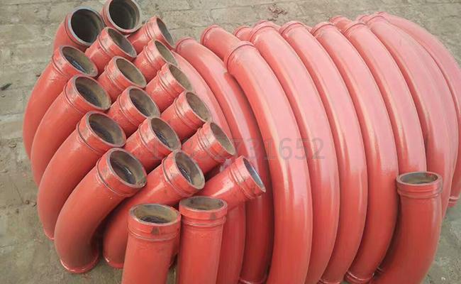 细石混凝土泵管件