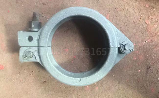 DN180砼泵管卡