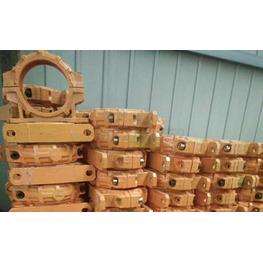 125泵車固定座管卡