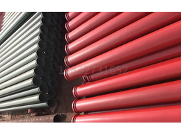 125拖泵输送管道