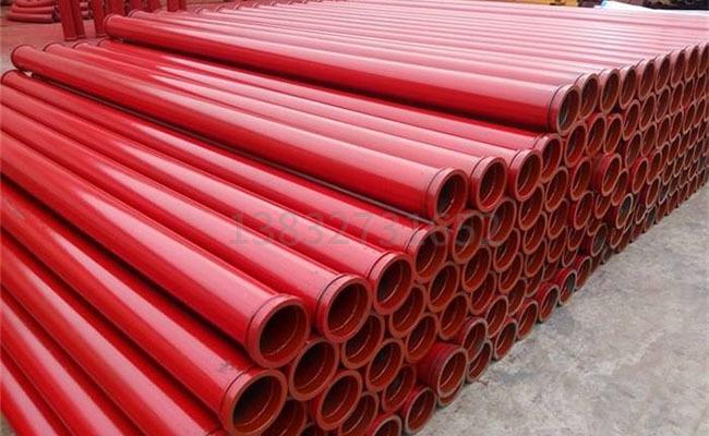3米长度的标准节地泵泵管