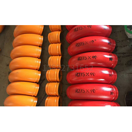 R275双层合金泵车弯头