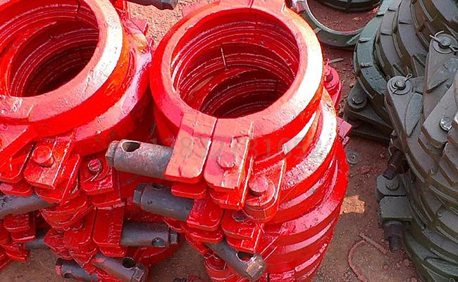 125地泵管管卡