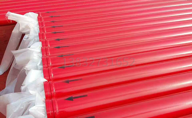 3万方DN125耐磨泵管