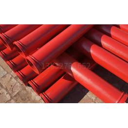 低压直缝125地泵管