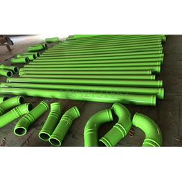 双层泵车耐磨泵管
