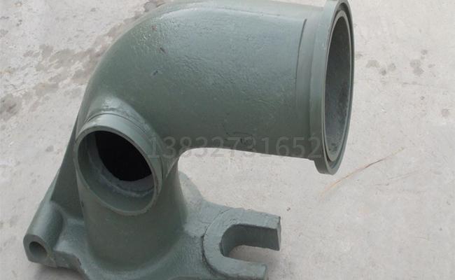 泵车泵管一号弯头