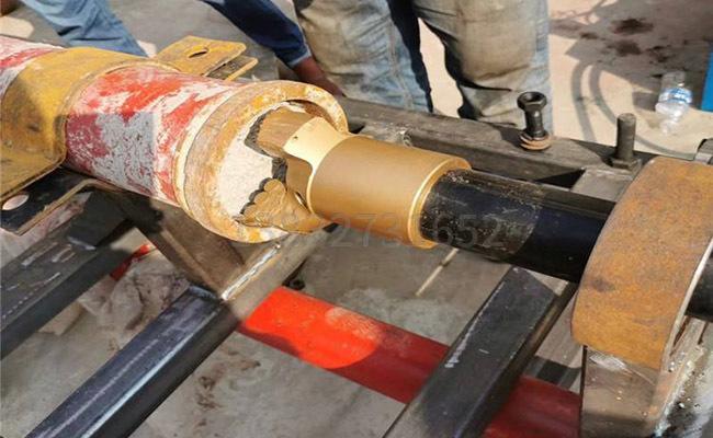 泵管通管设备的图片