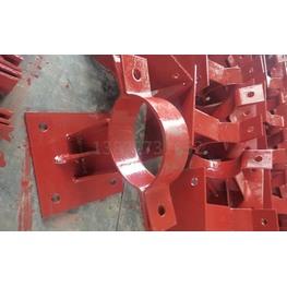泵管固定支架灯笼架