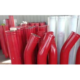 DN150耐磨泵车泵管