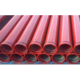 2米长度dn80泵管