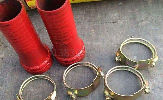 80规格的混凝土泵管接头