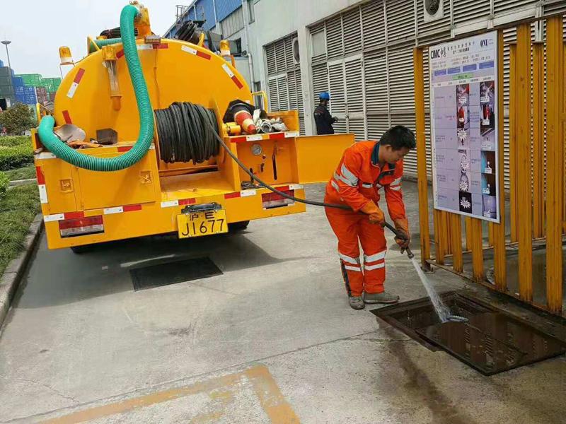 高压清洗机清洗工业管道方法以及清洗前的准备和注意事项