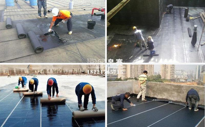 上海屋顶防水作业公司