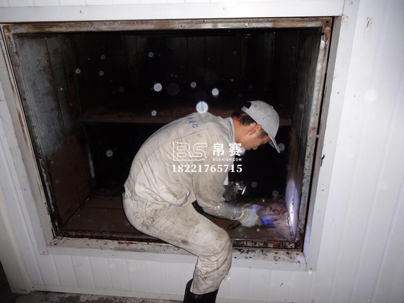 上海食堂厨房油烟管道灶台清洗