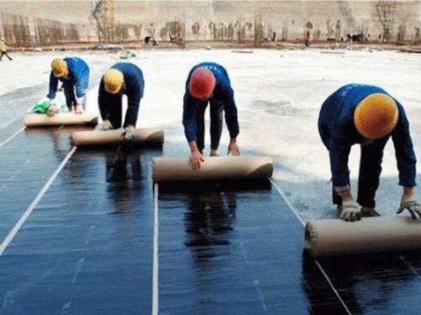上海工业厂房楼顶防水工程