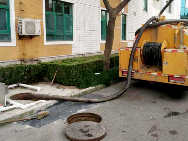 上海城区化粪池清理服务