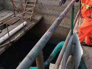 上海工厂污水池清理