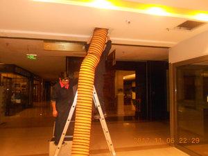 上海酒店中央空调清洗服务
