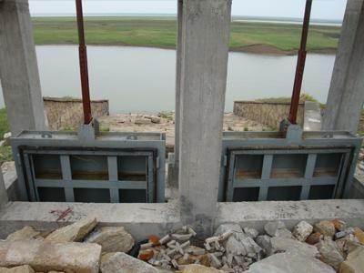 新沂市钢闸门、铸铁闸门、检修闸门、拦污栅、螺杆启闭机等制作合沟灌区续建配套与节水改造项目